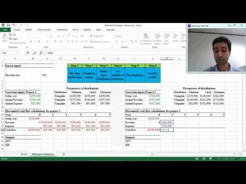 1 Quantitative risk analysis Project management @risk software - quantitative risk analysis