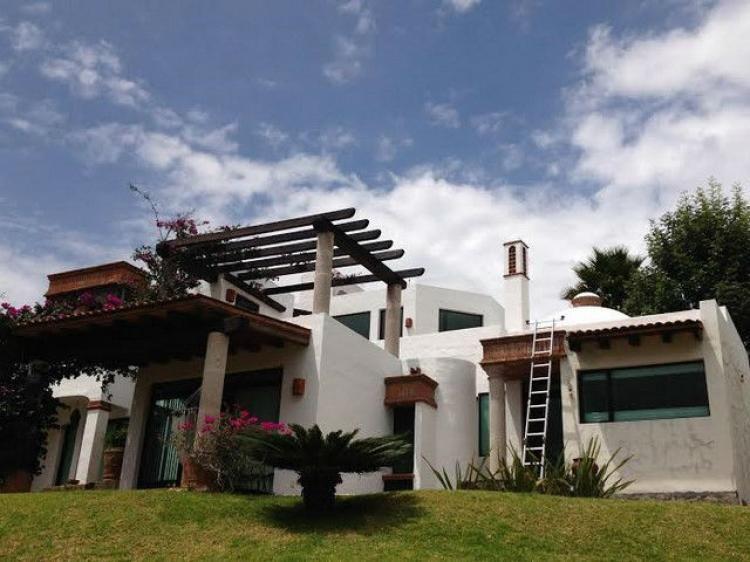 Vendo casa estilo mexicano contemporaneo en campo de golf Estilo contemporaneo arquitectura