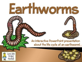 Earthworms  An Interactive Powerpoint Presentation Of Their Life