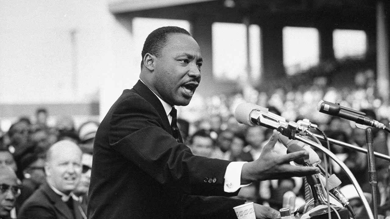 The Best Qoute Of Martin Luther King Jr. MLK