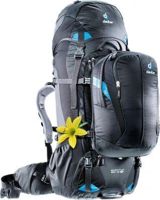 Deuter Travel Reiserucksack mit Daypack Quantum 60+10 SL #traveltheworld #weltreise #backpack #reiserucksack #student #travelling #backpacker