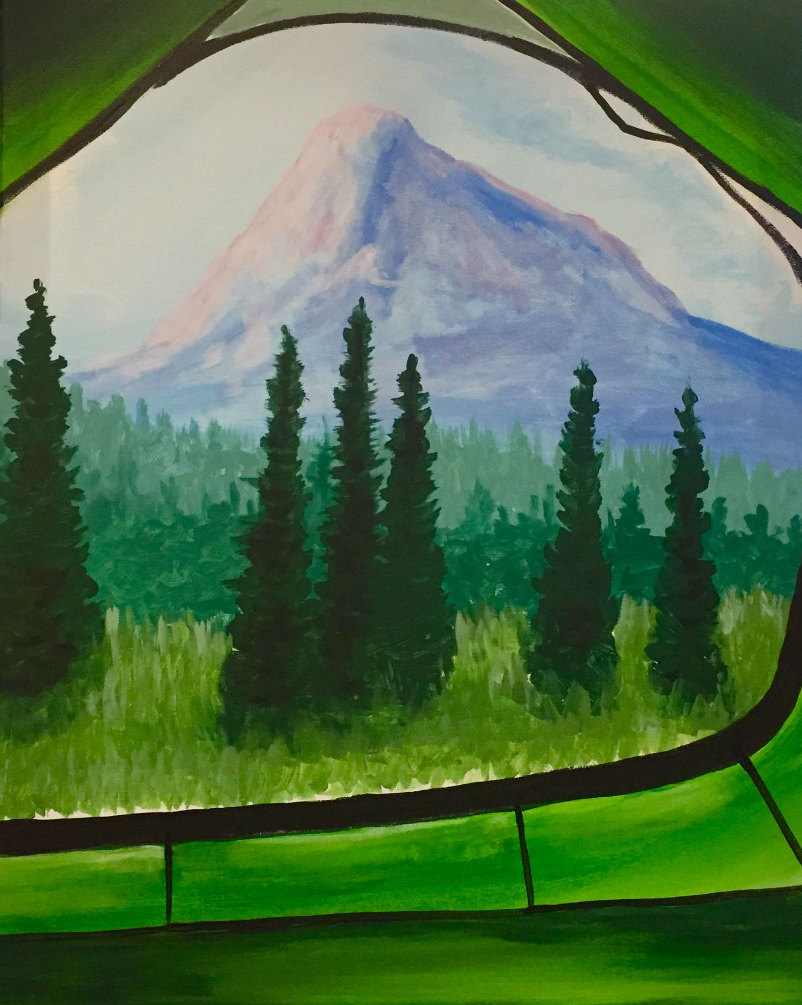 Image Result For Tent Paint N Sip Painting Art Projects Art