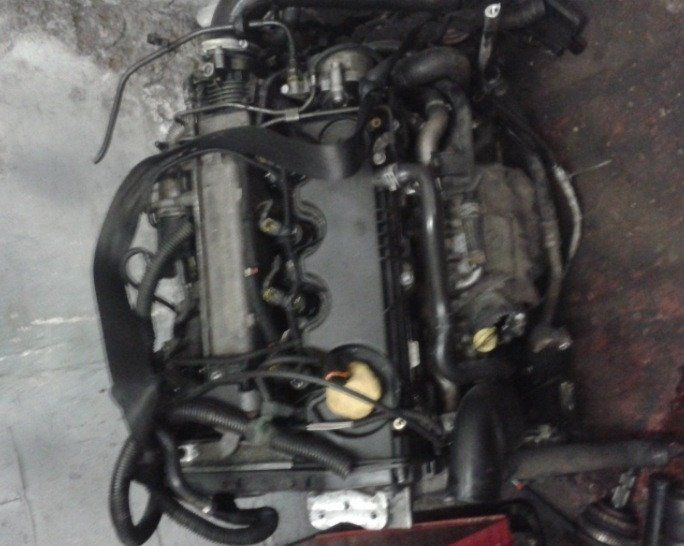 Opel Vectra Signum 1 9 Cdti Diesel Engine Z19dt For Spares Or