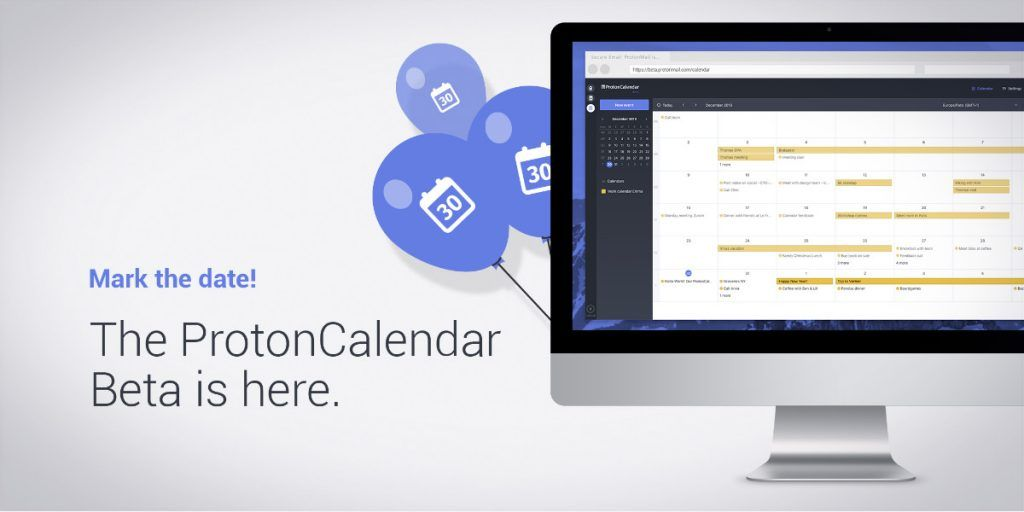 ProtonMail's encrypted Google Calendar rival makes