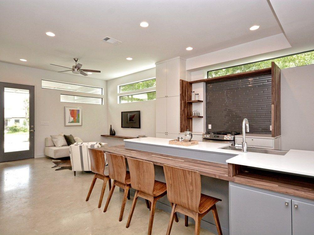 809 W. Live Oak Austin homes, Home builders, Custom home