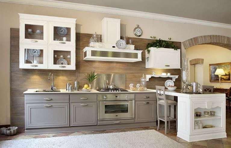 Cucine bicolore nel 2019 Cucine, Cucine moderne e Cucine