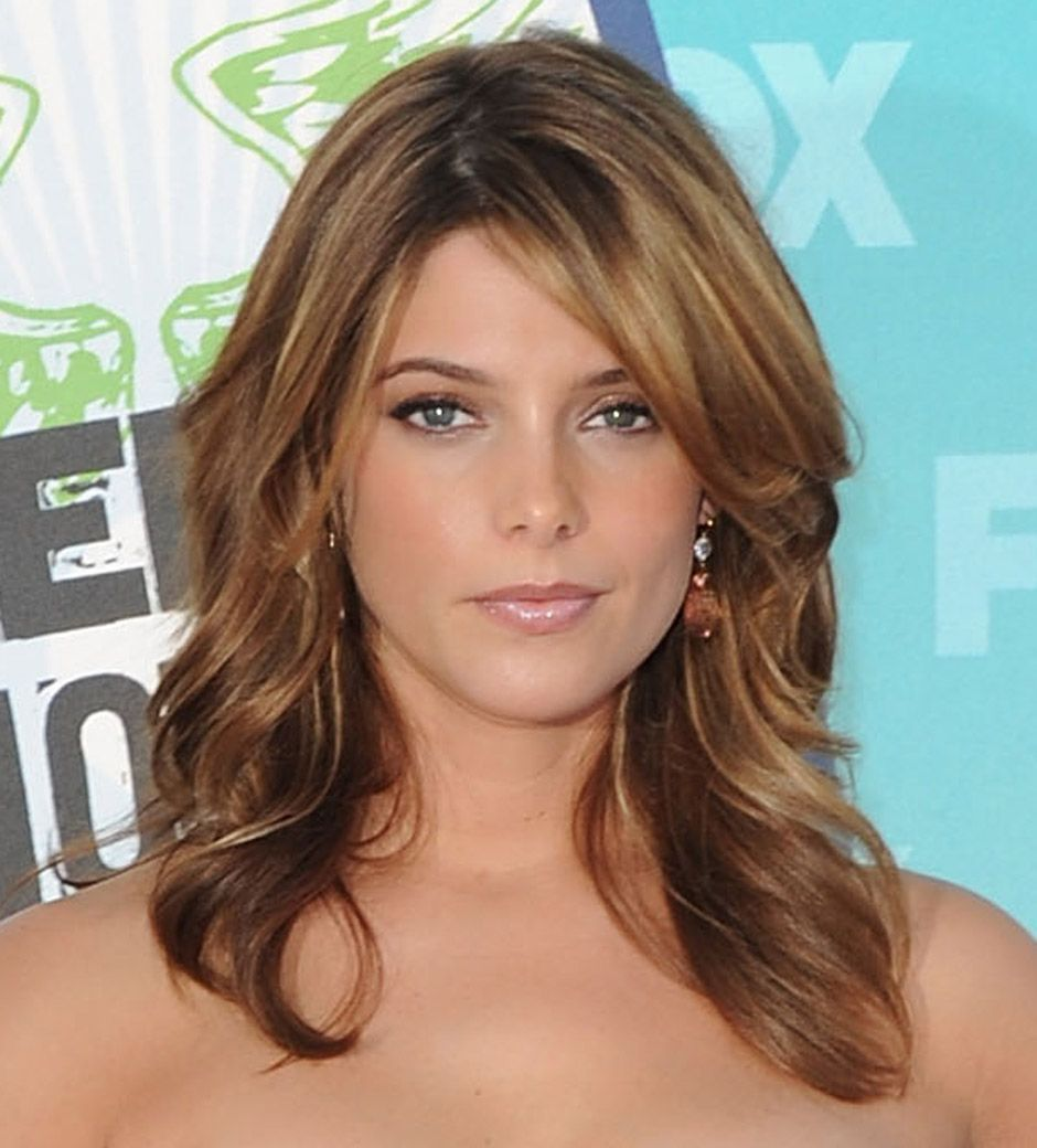 Image result for medium hairstyles with bangs for women over with