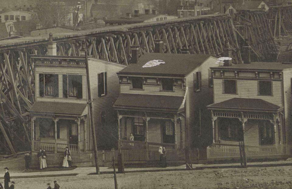 Old Photos of the Westside of Cincinnati (Cheviot