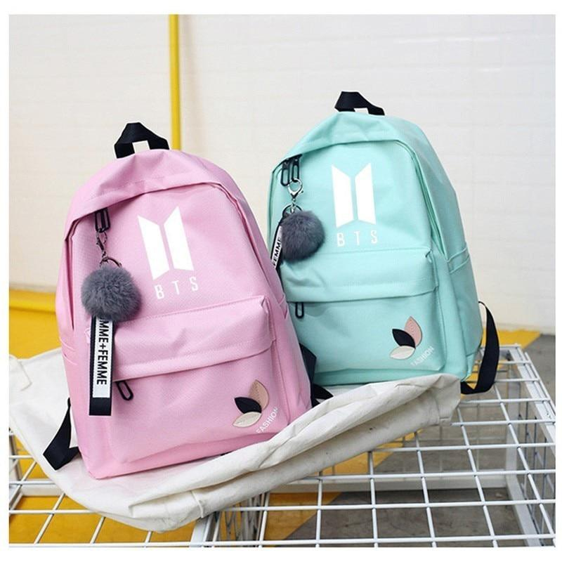 1e4f7893c8b2 BTS Backpack in 2019   BTS Bag   Bts backpack, Bts bag, School bags