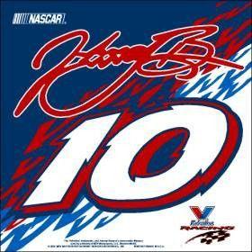 New! Johnny Benson Car Flag #JohnnyBenson   Car flags ...