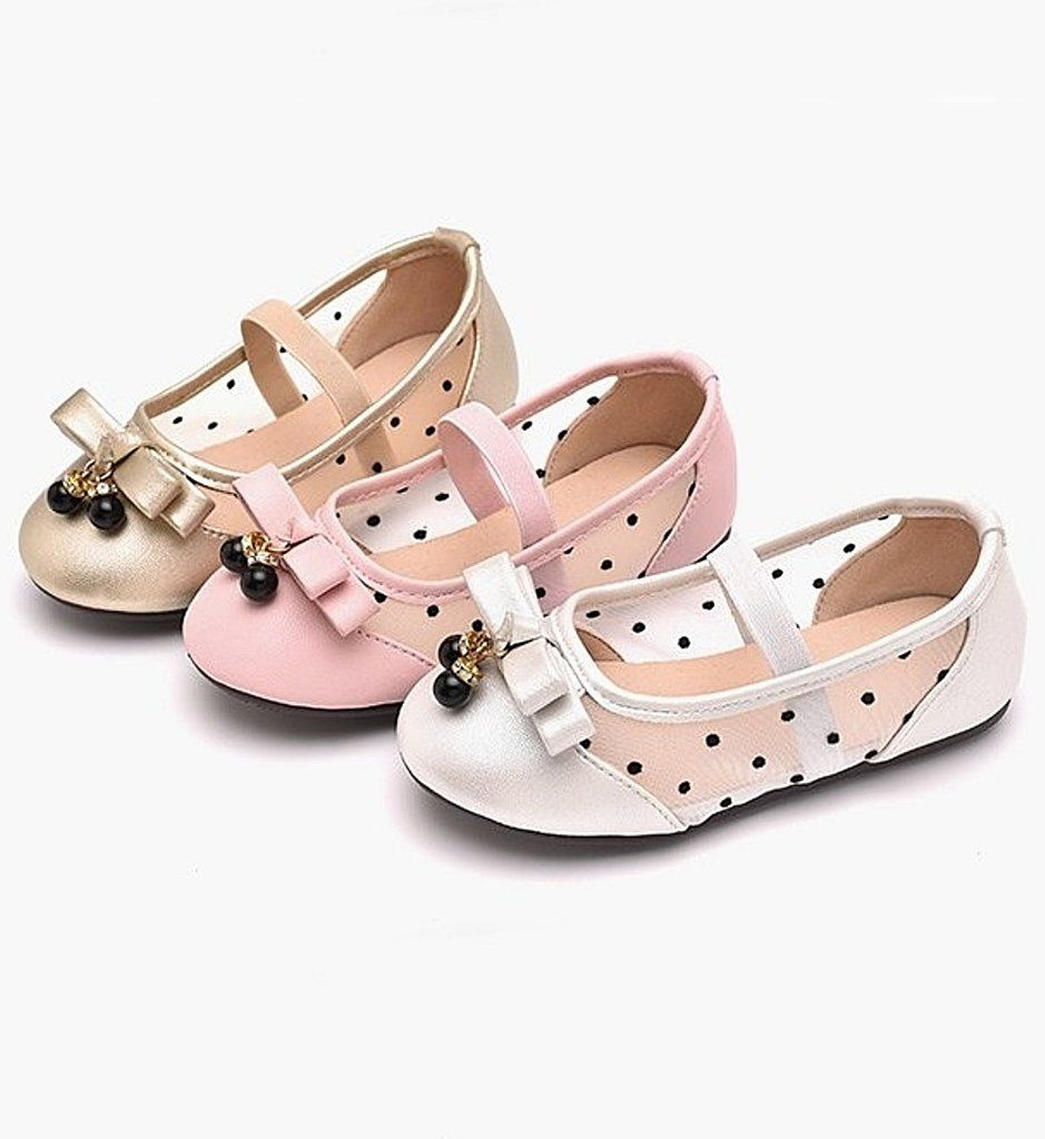 Wave Point Shoes   Little girl shoes