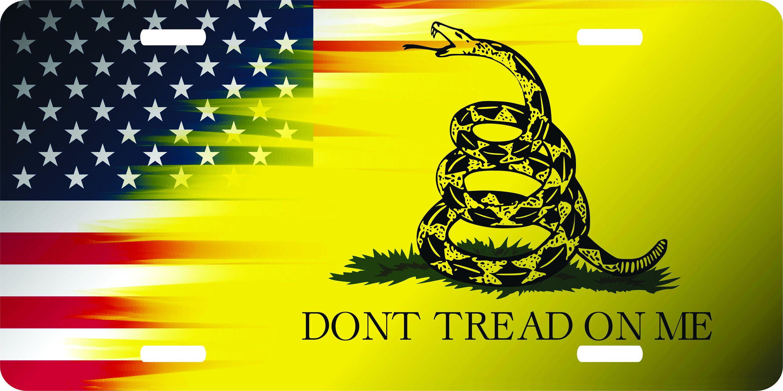 Don T Tread On Me Snake Rattlesnake Gadsden American Flag Etsy In 2020 American Flag Wallpaper Dont Tread On Me Poster Prints