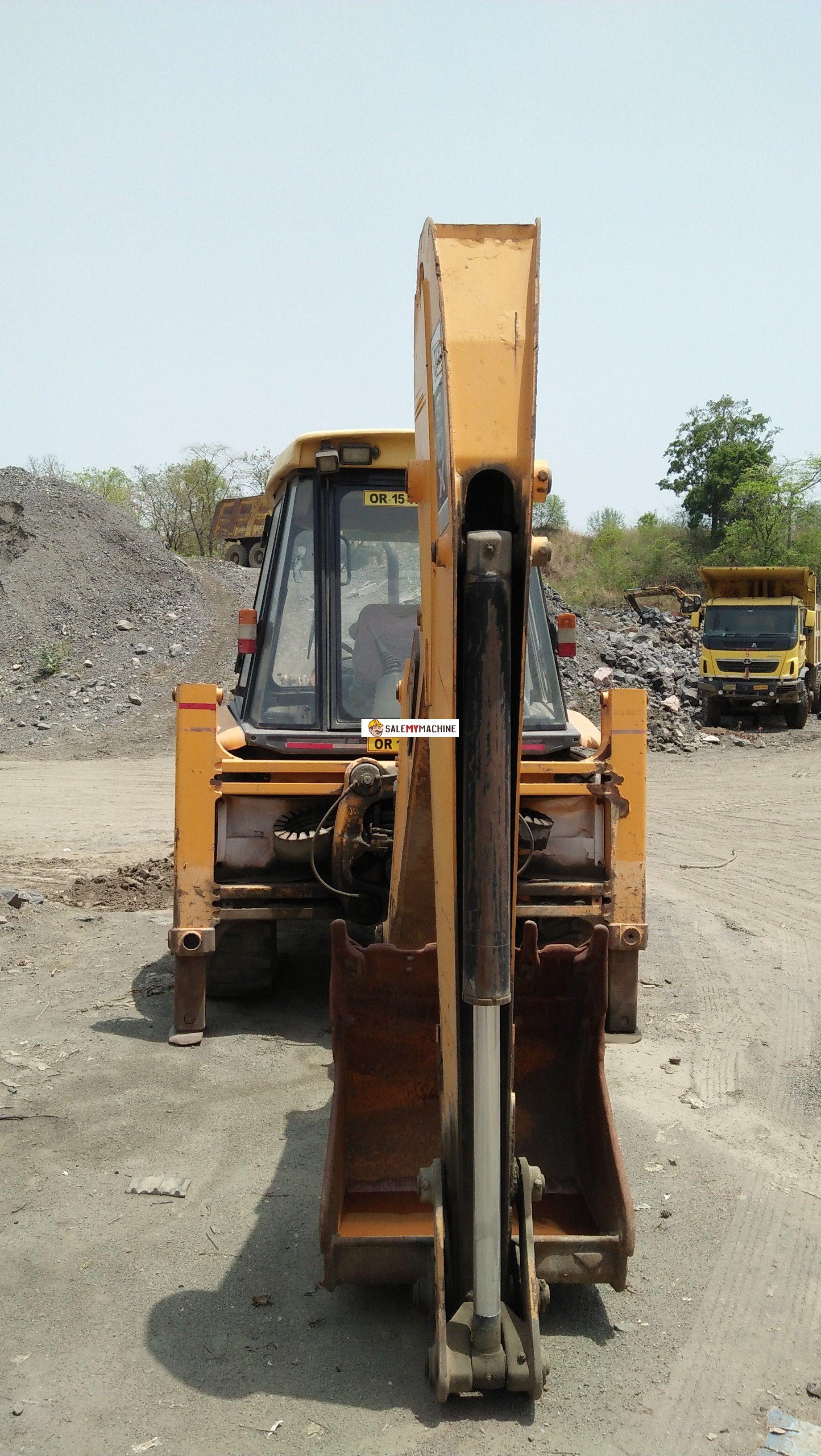 Used JCB 3DX for sale in odisha,india at