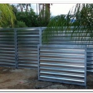 Corrugated Metal Fence Cost Corrugated Metal Fence Metal Fence Metal Fence Gates