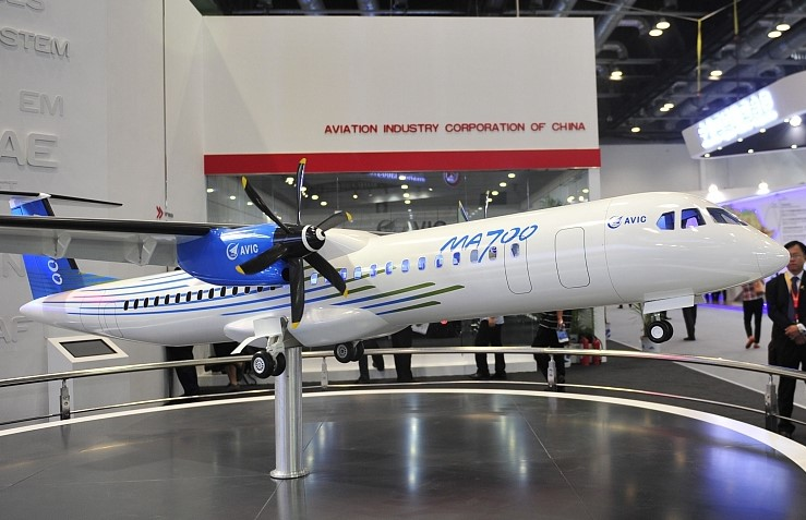 Xian MA700 to take to the skies by yearend ในปี 2020