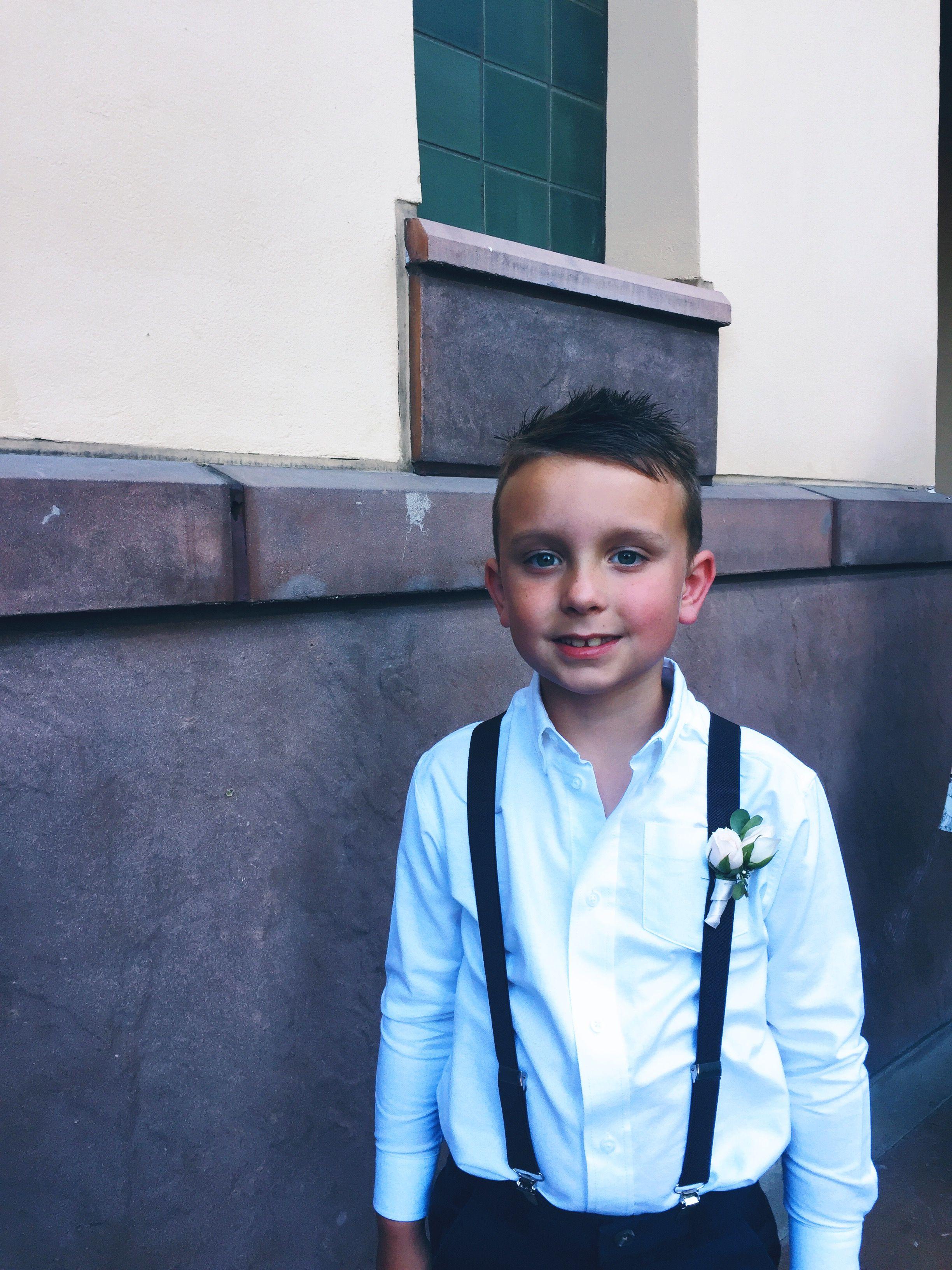 Boys cut style boyshair haircreationsbyalex weddinghair