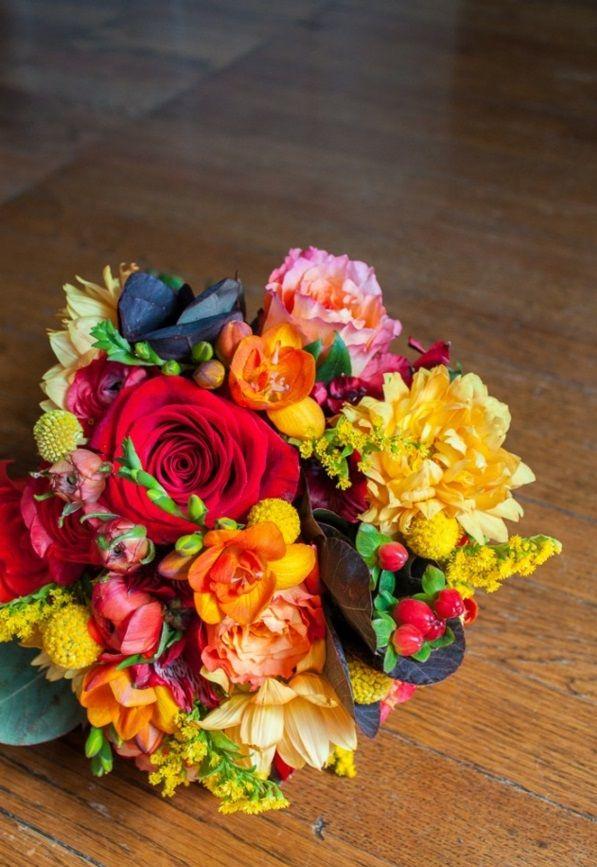 Erstaunliche Brautstrauss Ideen Im Herbst Hochzeit Pinterest