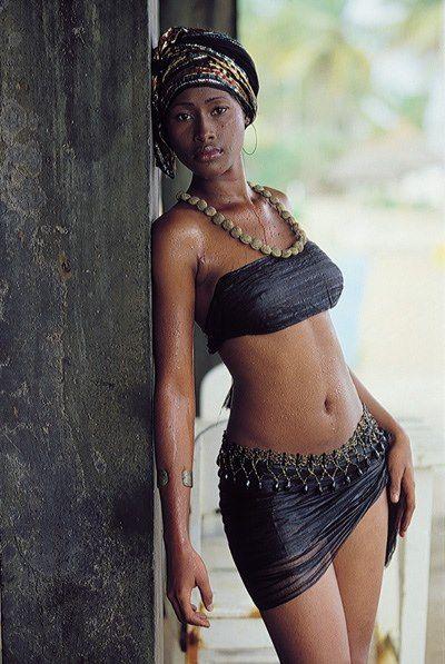 Pin En African Portraits