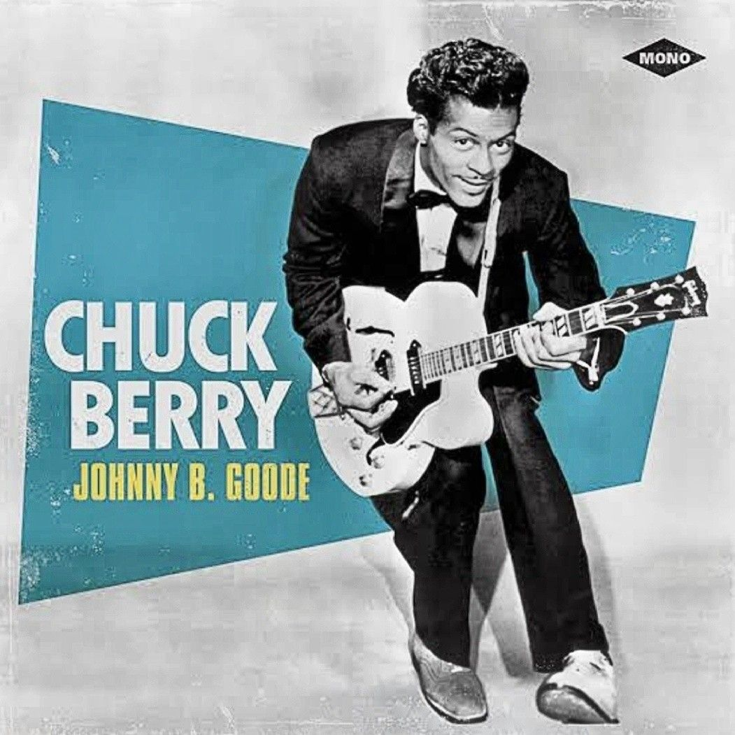 Chuck Berry - Johnny B Goode (1958) 派特斯合唱團 歌詞 lyrics《經典老歌線上聽》