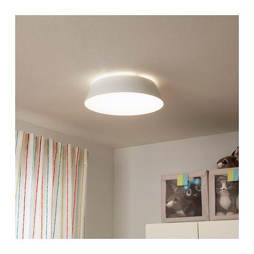 Fubbla Lampara De Techo Ikea Crea Una Buena Iluminacion General