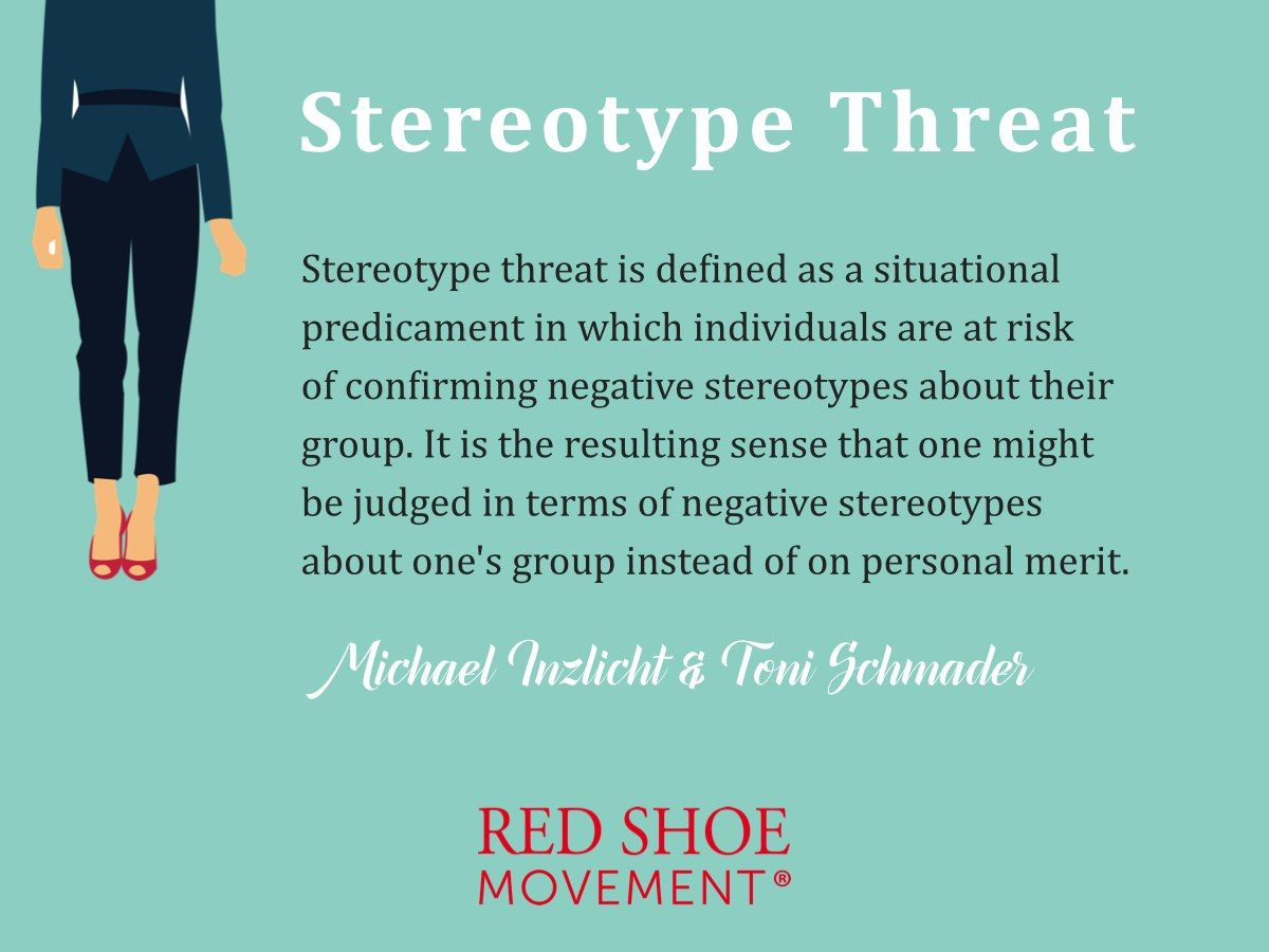 How To Eliminate Stereotype Threats In 5 Easy Ways Check