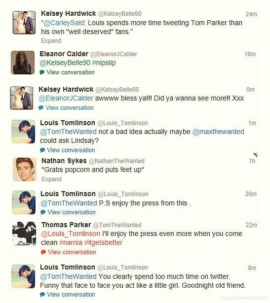 1D vs  The Wanted twitter war part 3 | One Direction | One direction