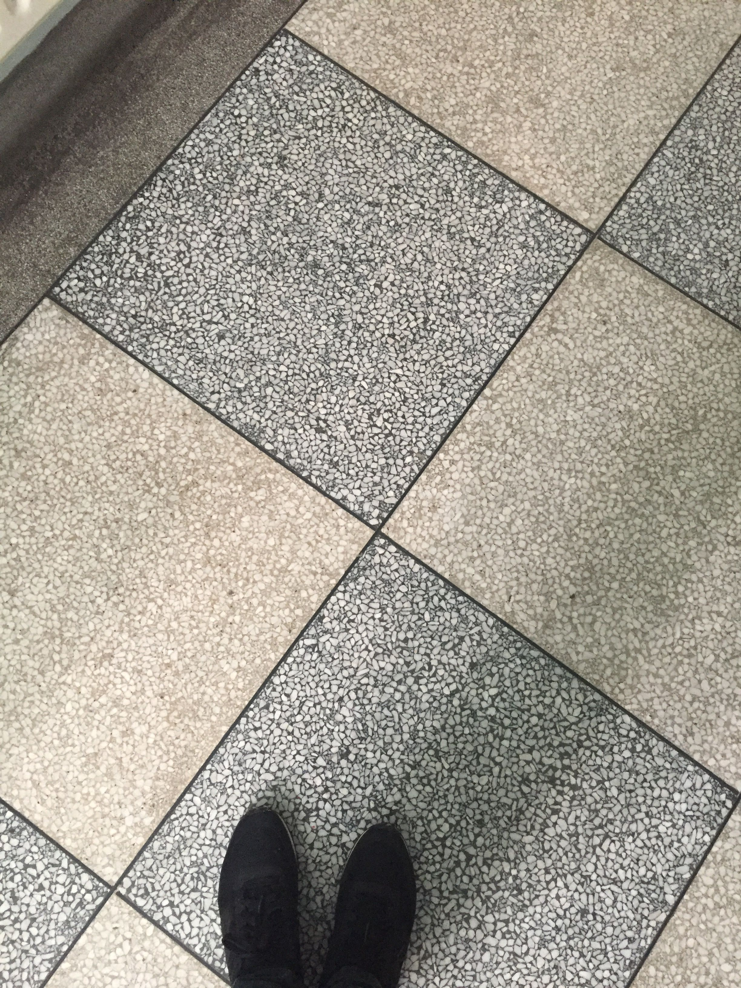 Lovely Terrazzo Floor In Cook Centenary Church In Belfast