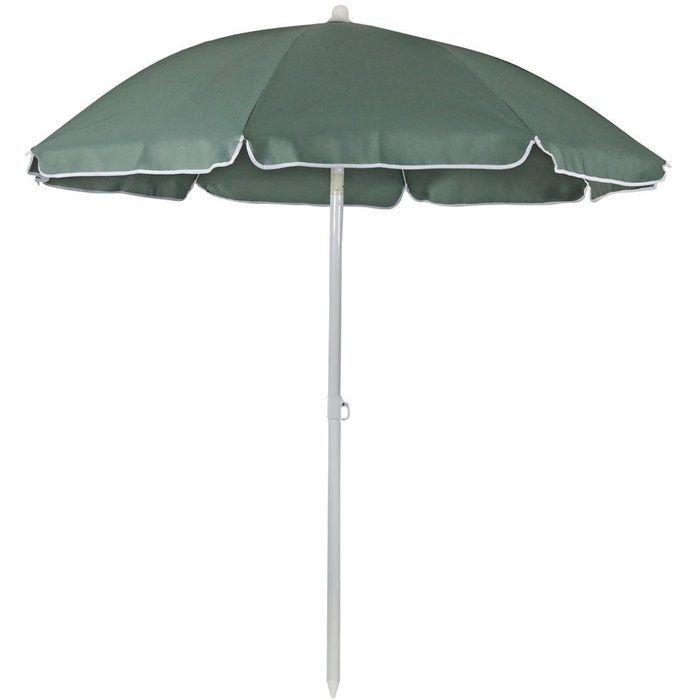 Beach Umbrellas Botanical Garden Park Decor Patio Yard Football Sun Shade Green #SunnydazeDecor