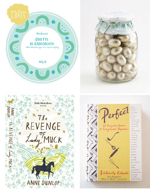 Darling Clementine loves Debbie Powell!  This lady has an impressive collection of work, ranging from packaging for Carluccio´s, M and Jamie Oliver (to name a few) and book jackets, prints and patterns. Do take a look at her site for some truly pretty things, we can´t wait to see more!