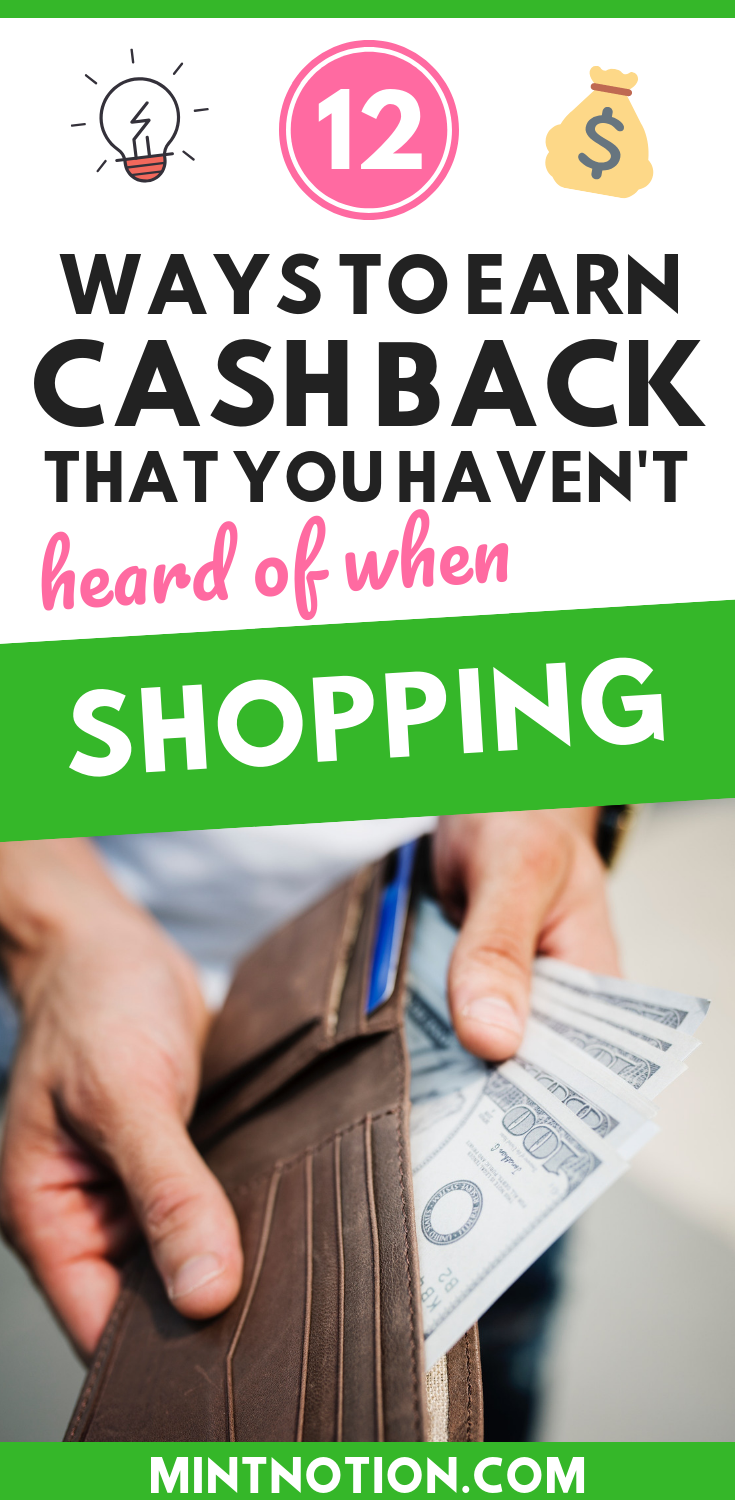 12 Best Cash Back Apps To Save Money When Shopping Money