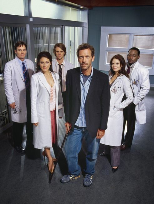 House Locks Up House seasons, Hugh laurie, Gregory house
