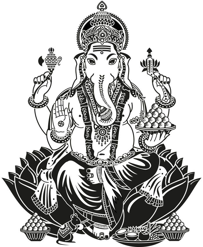 symbolism of ganesha Ganesha meaning, Indian elephant