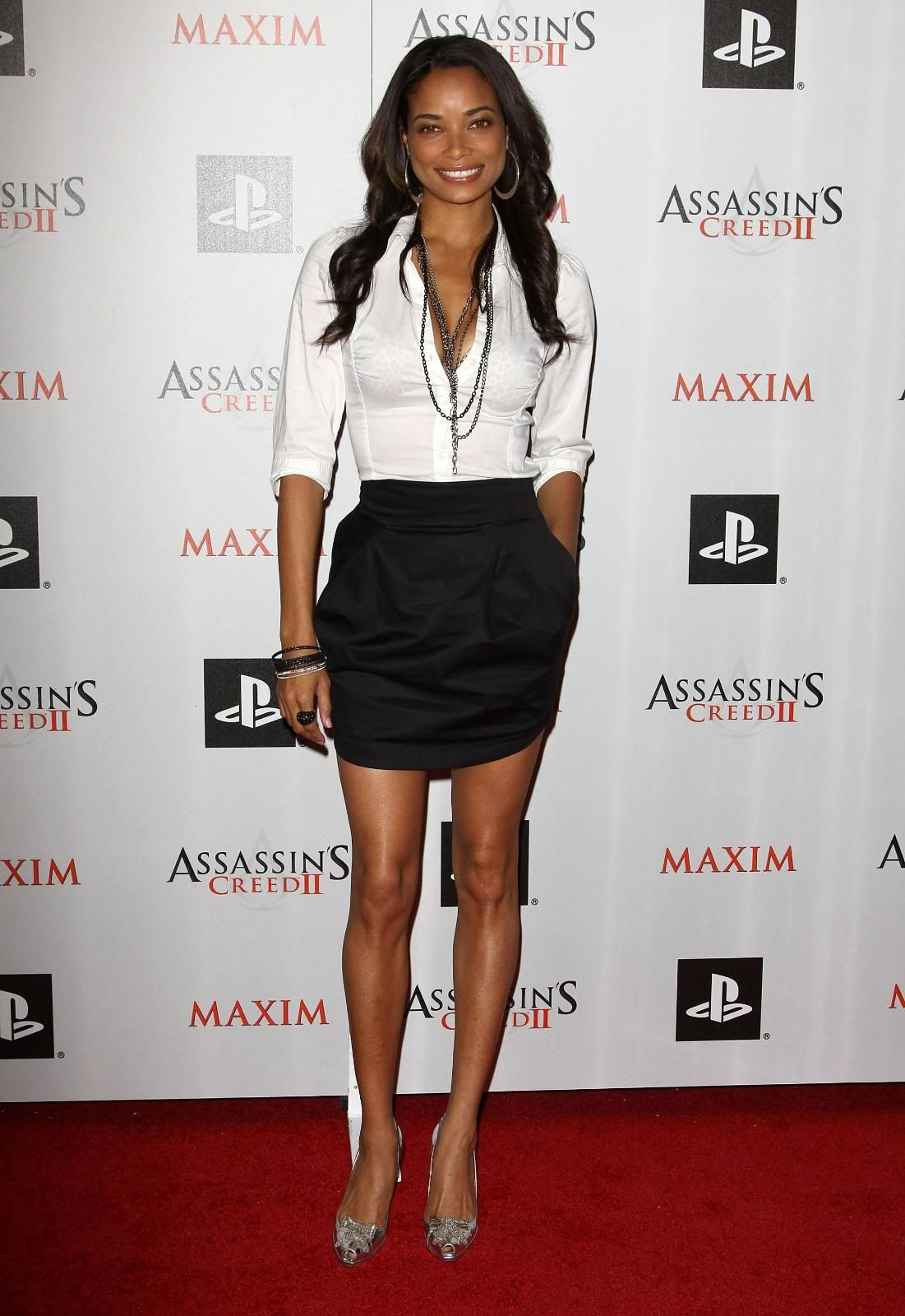 LOVE this outfit- Rochelle Aytes - 158.6KB