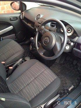 2008 Mazda 2 DE Series 1 Maxx