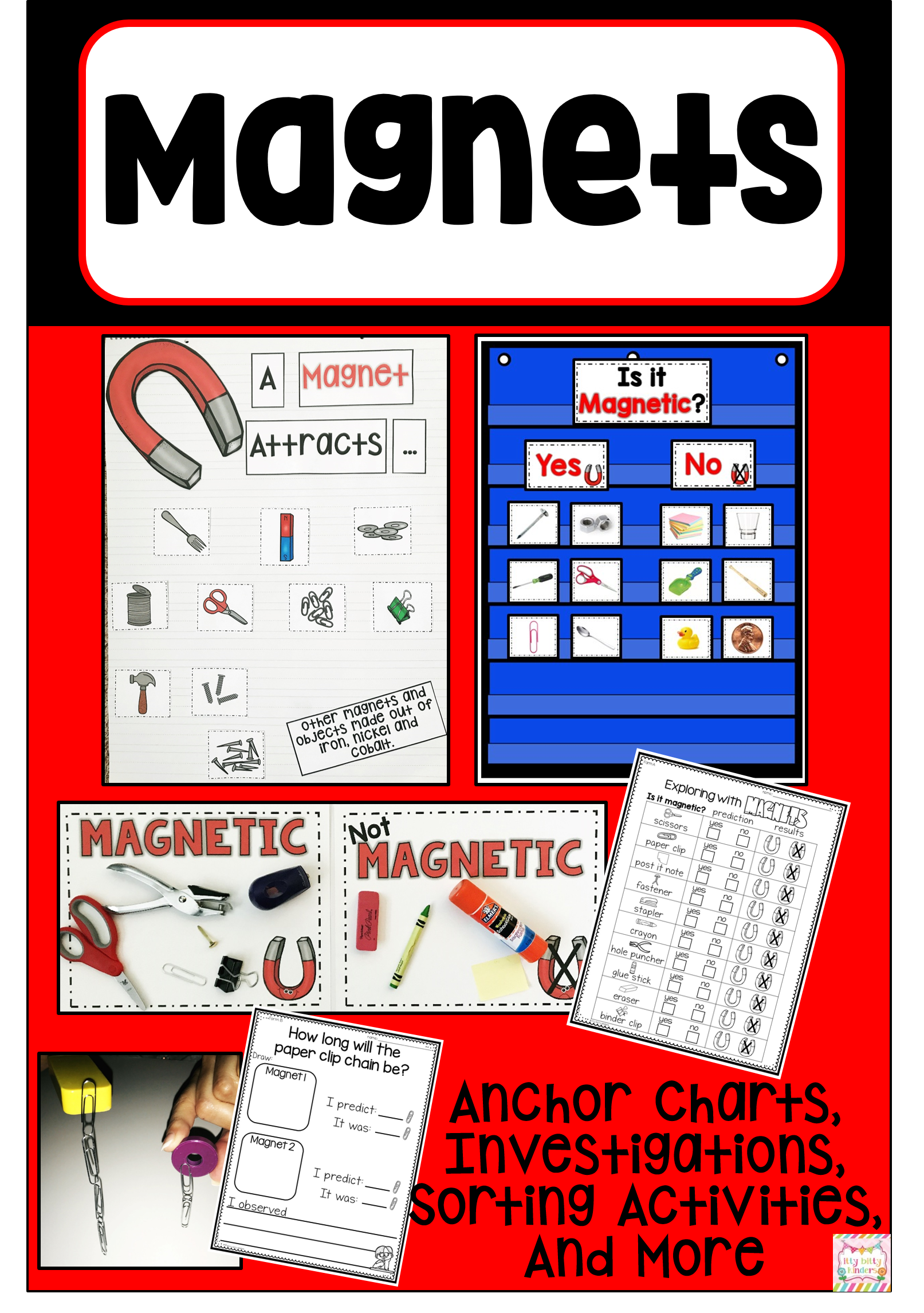 Magnets Force Magnetic