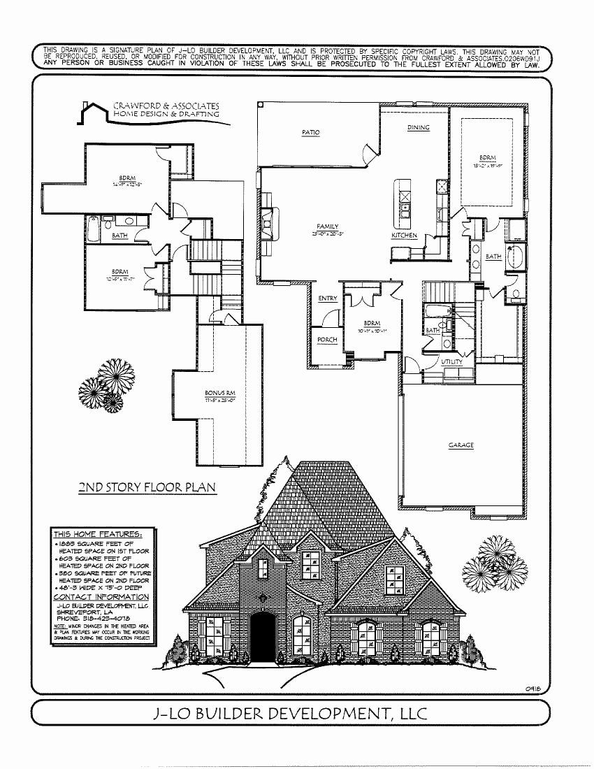 South Louisiana House Plans Awesome Our Homes J Lo Builder House Plans Florida House Plans South Florida Houses