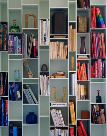 23 Clever Ideas To Stow It - Turn your storage needs into a visual work of art