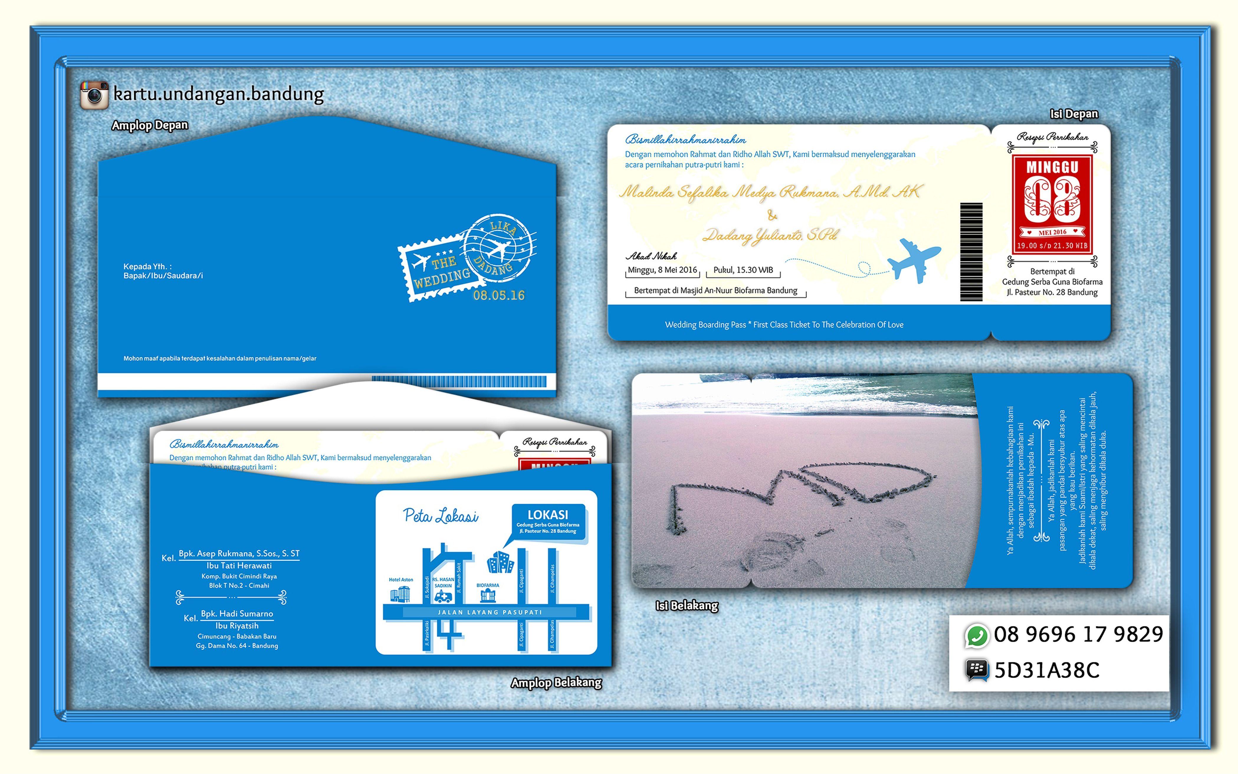 610 Koleksi Gambar Contoh Desain Amplop Tiket Pesawat HD Gratid Yang Bisa Anda Tiru