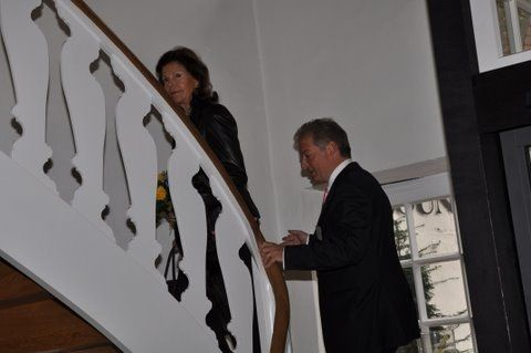 ROMANCE Hotel Walhalla Osnabruck: Queen Silvia guest