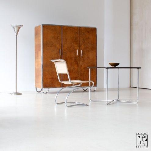 Bauhaus kleiderschrank  3-türiger Bauhaus Kleiderschrank - Bild 2 | Wood | Pinterest ...