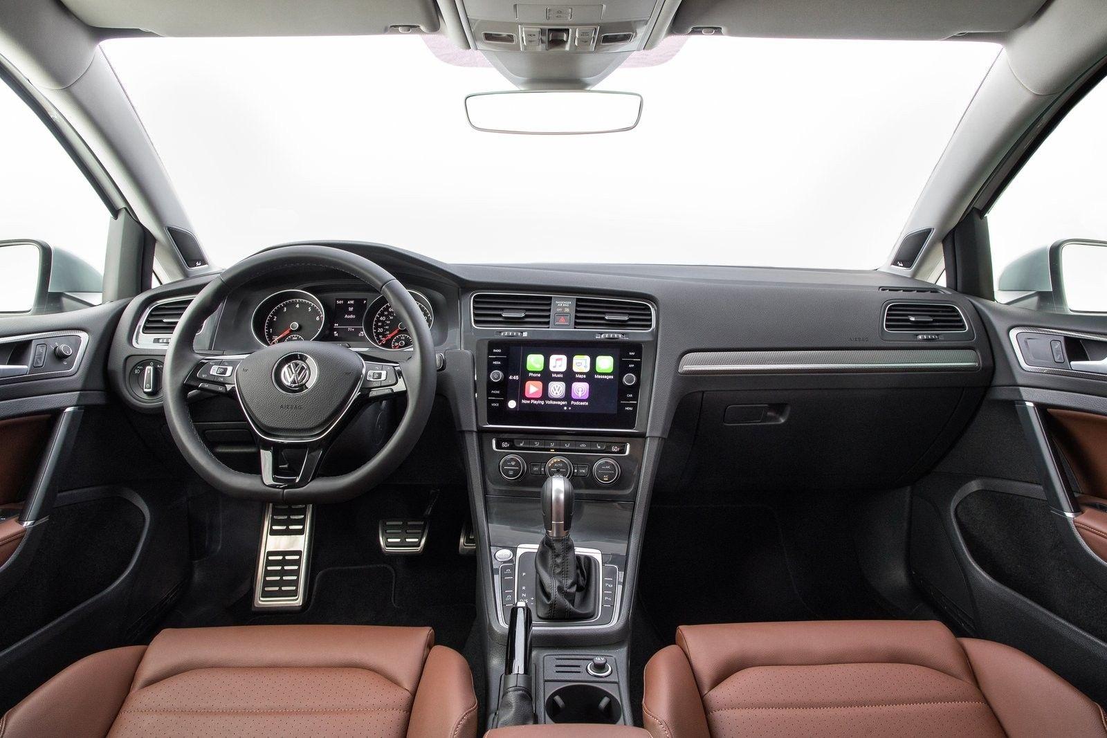 2019 Volkswagen Golf Sportwagen Alltrack Review and Specs