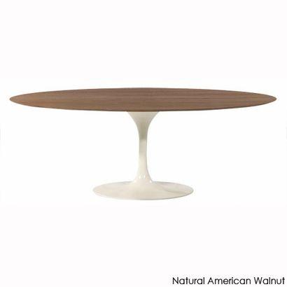 Saarinen Tulip Oval Dining Table Pinterest Oval Dining Tables - Saarinen table sizes