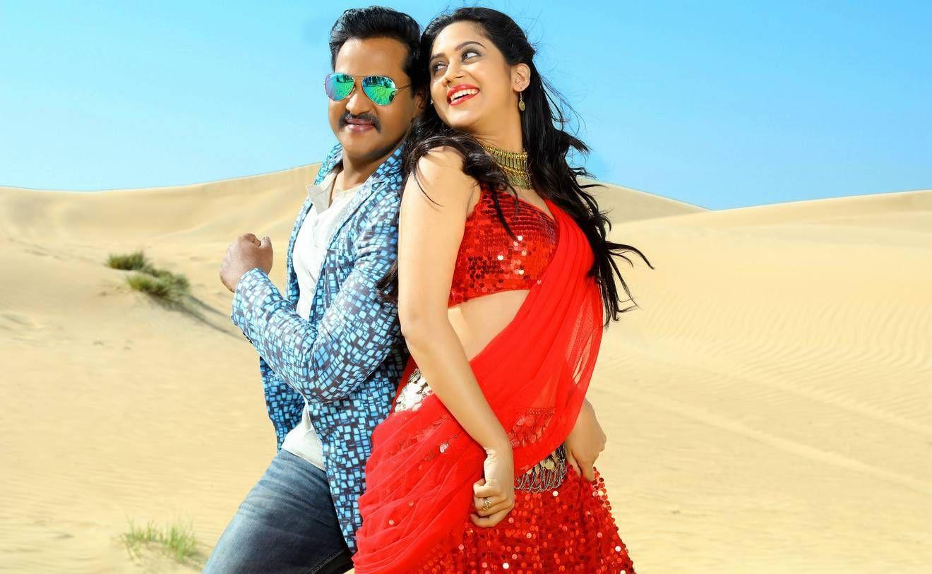 Ungarala Rambabu Telugu Movie Stills It Stars Sunil And Miya George Ungarala Rambabu Woodsdeck Telugu Movies Miya George Movies