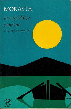 Dick Bruna, De ongelukkige minnaar cover design, 1965