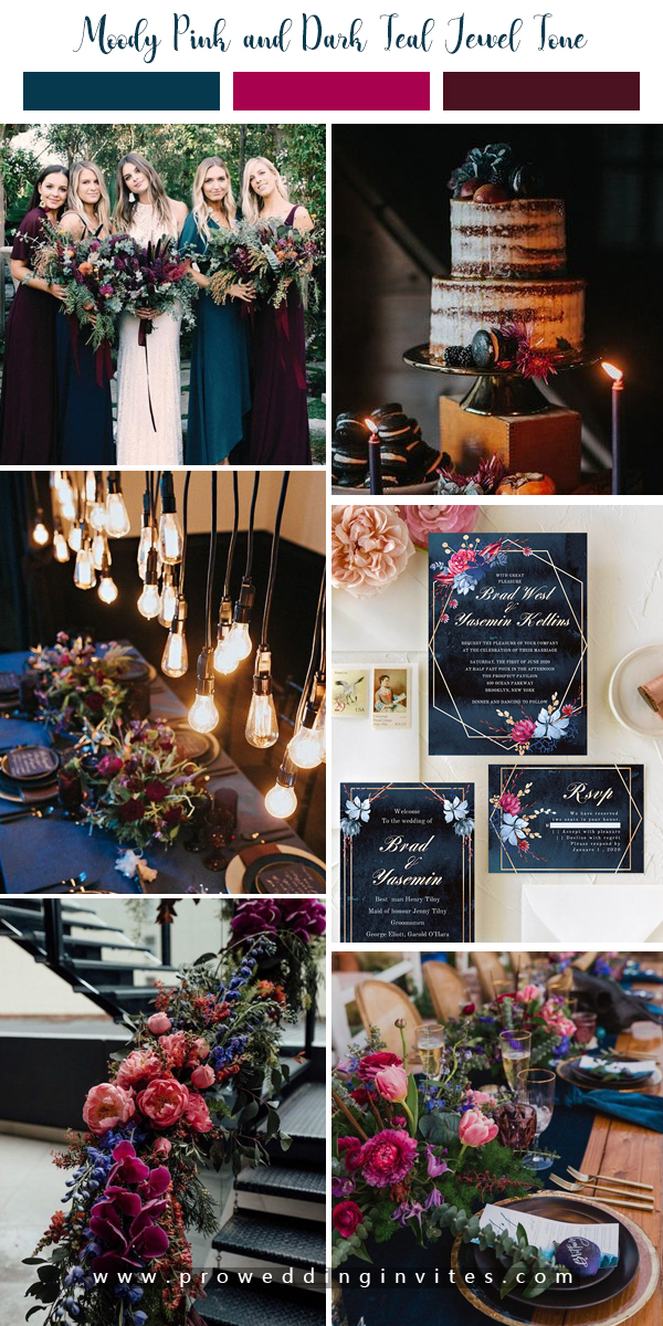 5 Unique Wedding Color Combos To Make Your Big Day Stand Out