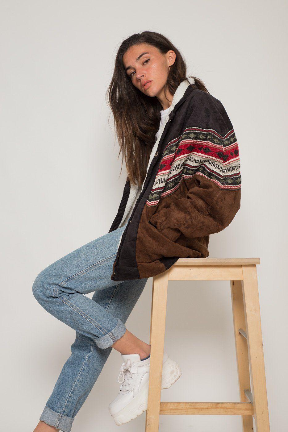 Texas Black Vegan Navajo Bomber Arizona Vintage Light Denim Jacket Green Leather Jackets Vintage Outfits [ 1400 x 933 Pixel ]