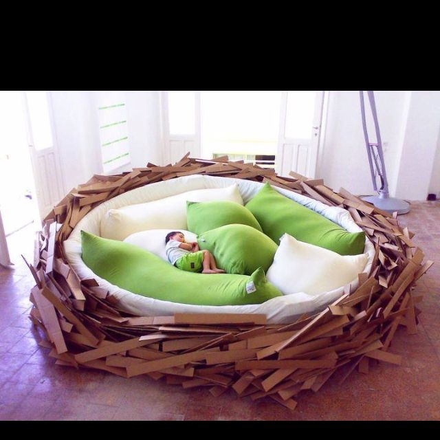 Really Cool Toddler Bed!