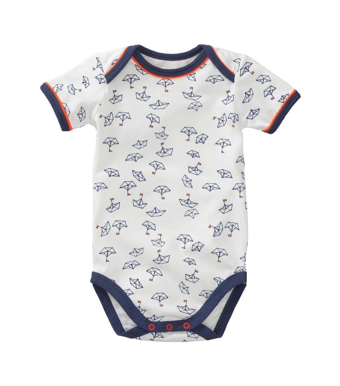 body bébé - coton biologique - HEMA  ff3536705df