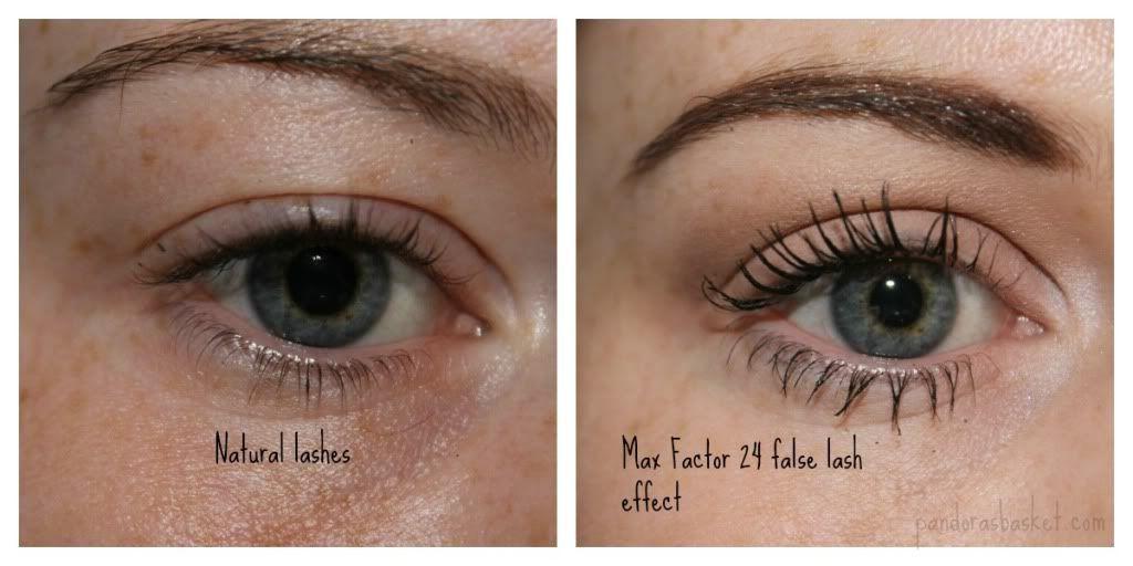 Review Max Factor 24 False Lash Effect Mascara Makeup