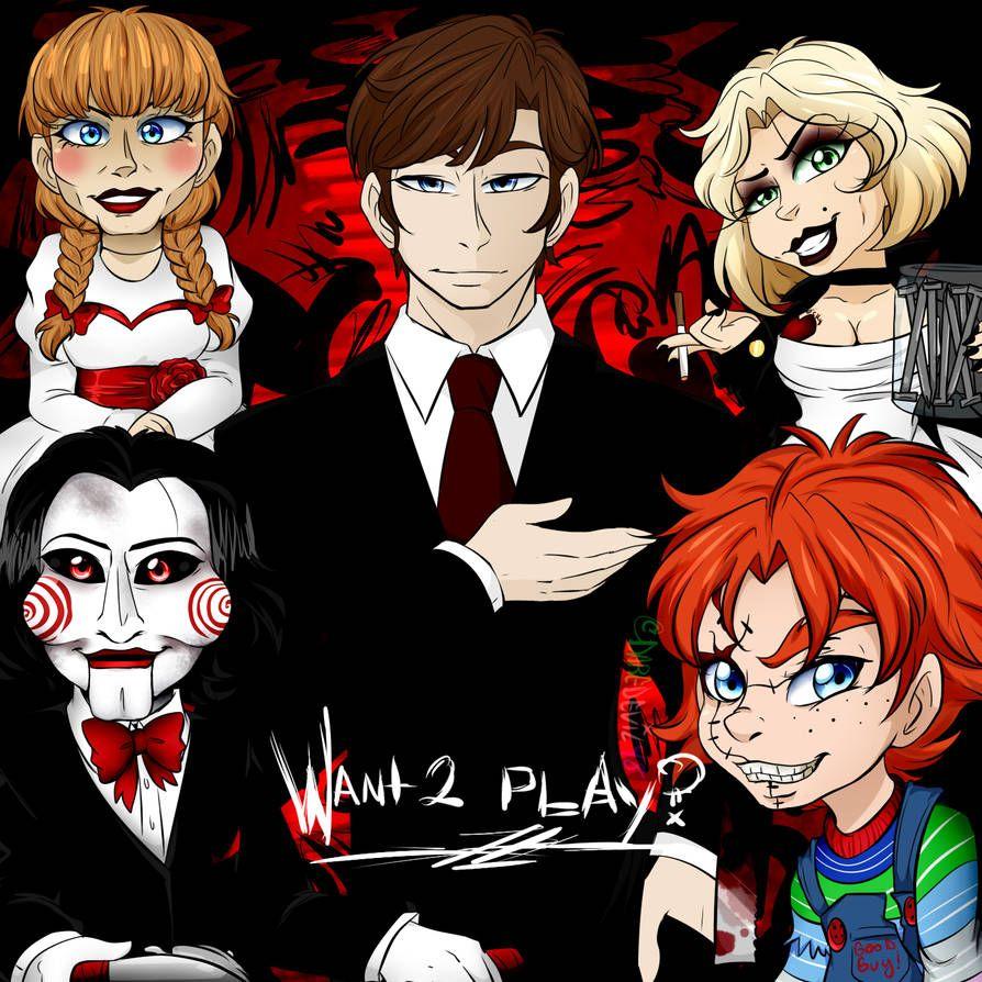 To My Dollhouse by daredevil48 Horror movie